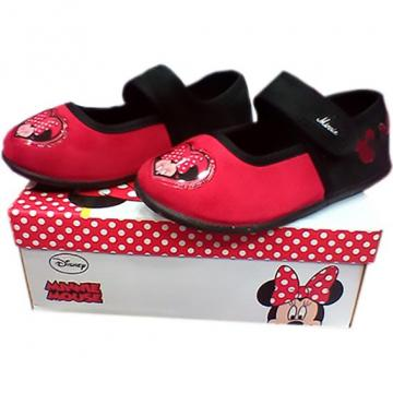 Papuci copii Disney Minnie Mouse