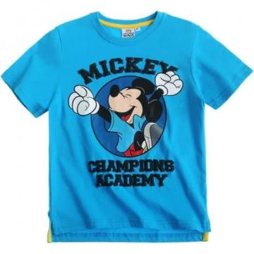 Tricou cu maneca scurta Disney Mickey in relief - Hello Kids