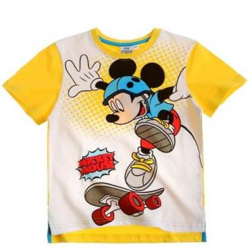 Tricou Disney Mickey in relief - Hello Kids