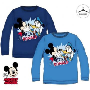 Tricou maneca lunga Disney Mickey Donald